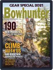 Bowhunter (Digital) Subscription June 1st, 2021 Issue