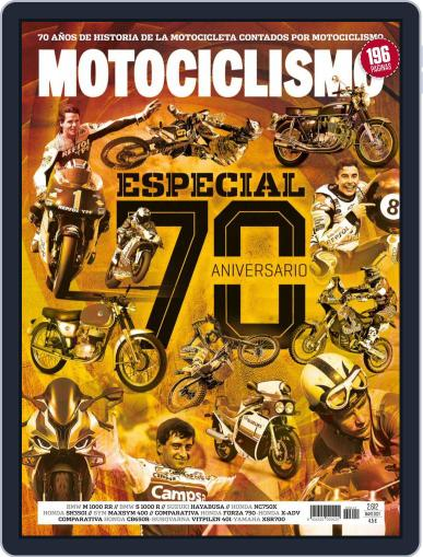 Motociclismo (Digital) May 1st, 2021 Issue Cover