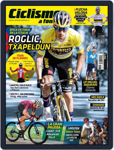 Ciclismo A Fondo (Digital) May 1st, 2021 Issue Cover