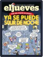 El Jueves (Digital) Subscription May 11th, 2021 Issue
