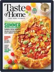 Taste of Home (Digital) Subscription June 1st, 2021 Issue
