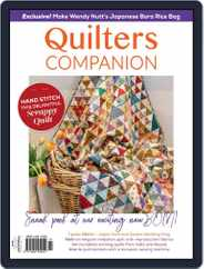 Quilters Companion (Digital) Subscription May 1st, 2021 Issue