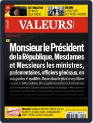 Valeurs Actuelles (Digital) Subscription May 13th, 2021 Issue