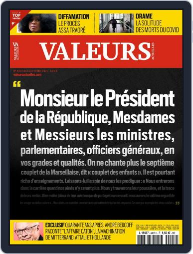 Valeurs Actuelles (Digital) May 13th, 2021 Issue Cover