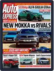 Auto Express (Digital) Subscription May 12th, 2021 Issue