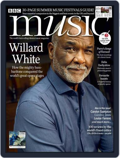 Bbc Music (Digital) June 1st, 2021 Issue Cover
