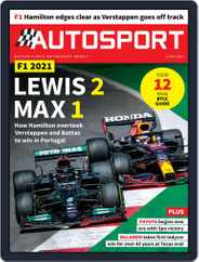 Autosport (Digital) Subscription May 6th, 2021 Issue