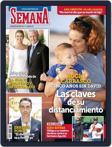 Semana (Digital) May 19th, 2021 Issue Cover