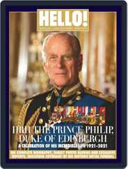 HELLO! Special Collectors' Edition - HRH The Prince Philip, Duke of Edinburgh Magazine (Digital) Subscription May 1st, 2021 Issue