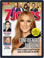 7 Jours (Digital) Subscription May 21st, 2021 Issue