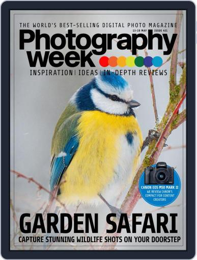 Photography Week (Digital) May 13th, 2021 Issue Cover