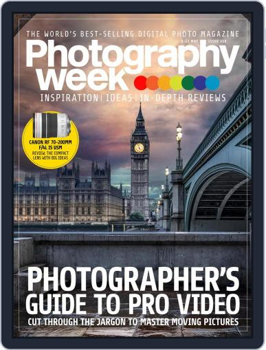 Photography Week (Digital) May 6th, 2021 Issue Cover