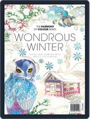 Colouring Book: Wondrous Winter Magazine (Digital) Subscription May 12th, 2021 Issue