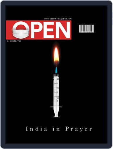 Open India May 14th, 2021 Digital Back Issue Cover