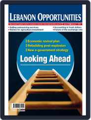 Lebanon Opportunities (Digital) Subscription April 1st, 2021 Issue