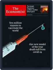 The Economist Continental Europe Edition (Digital) Subscription May 15th, 2021 Issue