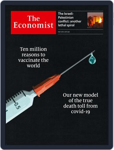 The Economist Continental Europe Edition May 15th, 2021 Digital Back Issue Cover