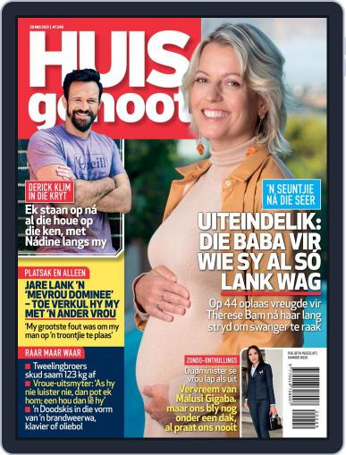 Huisgenoot (Digital) May 20th, 2021 Issue Cover