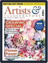 Artists & Illustrators (Digital) Subscription July 1st, 2021 Issue