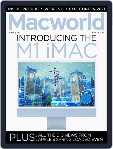 Macworld UK (Digital) June 1st, 2021 Issue Cover