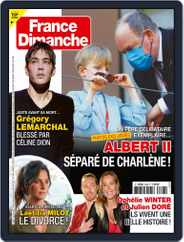 France Dimanche (Digital) Subscription May 14th, 2021 Issue