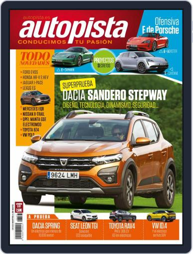 Autopista May 4th, 2021 Digital Back Issue Cover