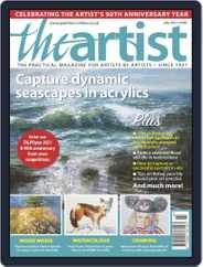 The Artist Magazine (Digital) Subscription July 1st, 2021 Issue