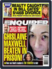 National Enquirer (Digital) Subscription May 24th, 2021 Issue