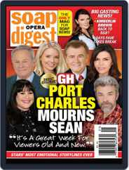Soap Opera Digest (Digital) Subscription May 24th, 2021 Issue