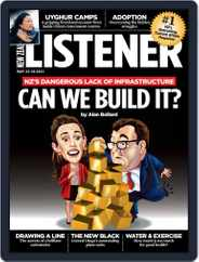 New Zealand Listener (Digital) Subscription May 22nd, 2021 Issue