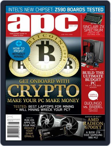 APC June 1st, 2021 Digital Back Issue Cover