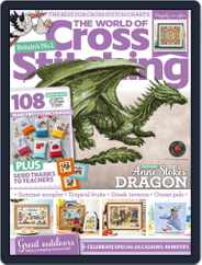 The World of Cross Stitching (Digital) Subscription July 1st, 2021 Issue