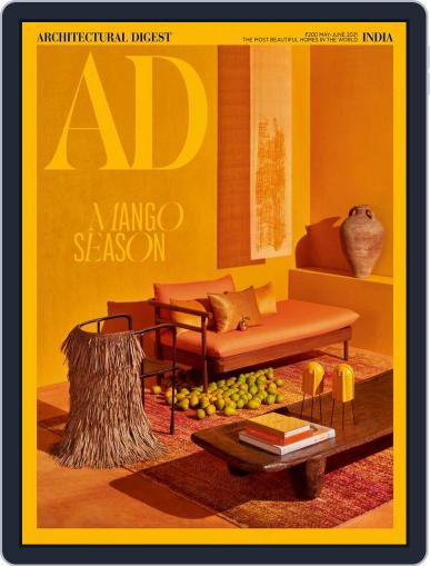 Architectural Digest India (Digital) May 1st, 2021 Issue Cover