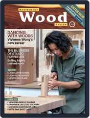 Australian Wood Review (Digital) Subscription June 1st, 2021 Issue