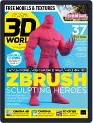 3D World (Digital) Subscription July 1st, 2021 Issue
