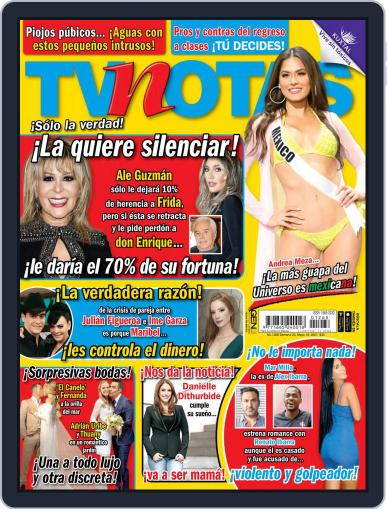 TvNotas (Digital) May 18th, 2021 Issue Cover