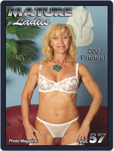 Mature Ladies Adult Photo May 18th, 2021 Digital Back Issue Cover