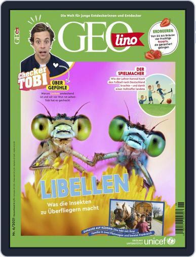 GEOlino June 1st, 2021 Digital Back Issue Cover