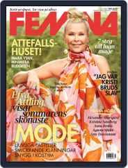 Femina Sweden (Digital) Subscription July 1st, 2021 Issue