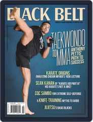 Black Belt (Digital) Subscription June 1st, 2021 Issue