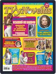 TV y Novelas México (Digital) Subscription May 17th, 2021 Issue