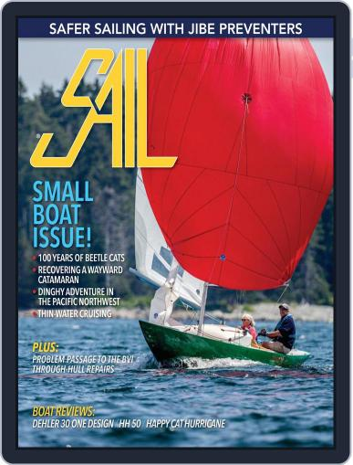 SAIL June 1st, 2021 Digital Back Issue Cover