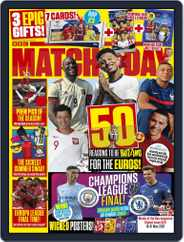 Match Of The Day (Digital) Subscription May 18th, 2021 Issue