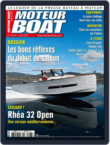 Moteur Boat June 1st, 2021 Digital Back Issue Cover