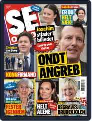 SE og HØR (Digital) Subscription May 19th, 2021 Issue