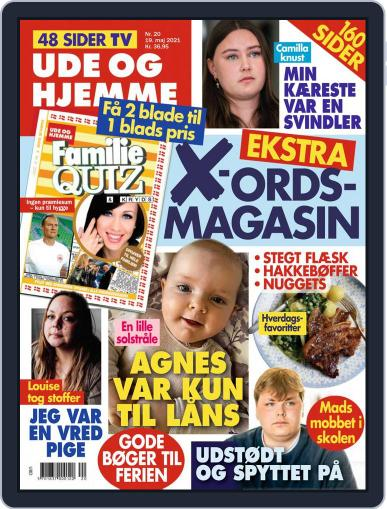 Ude og Hjemme (Digital) May 19th, 2021 Issue Cover