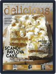 delicious (Digital) Subscription June 1st, 2021 Issue