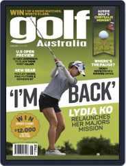 Golf Australia (Digital) Subscription June 1st, 2021 Issue