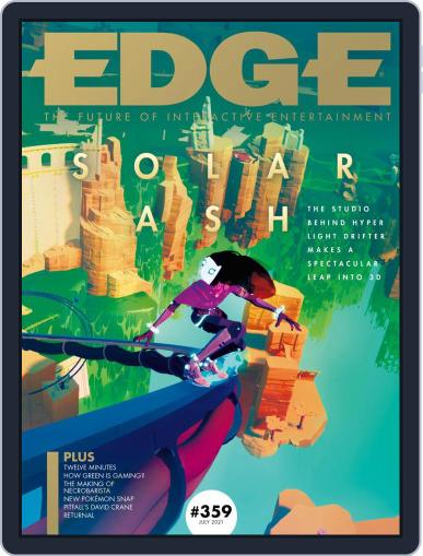 Edge July 1st, 2021 Digital Back Issue Cover