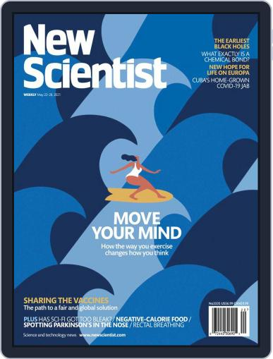 New Scientist (Digital) May 22nd, 2021 Issue Cover